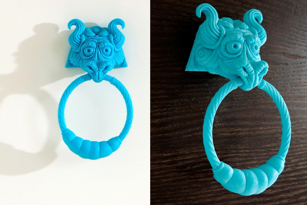 Game of thrones and 3D printing