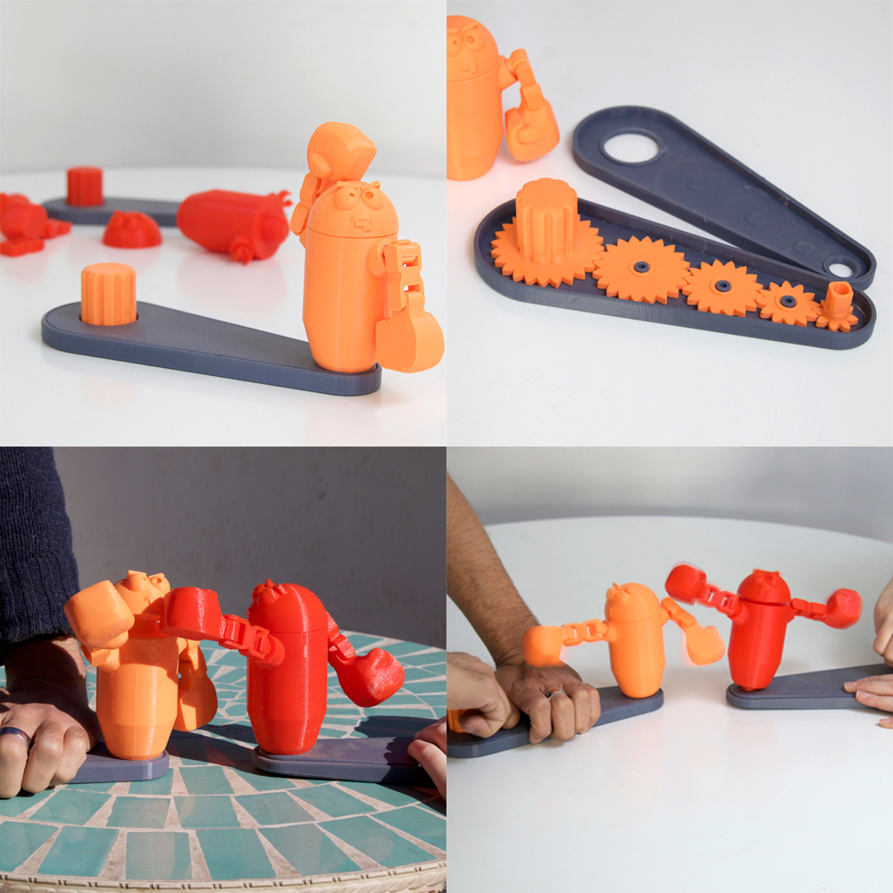 Amazing Games to 3D Print