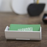 DROPA business card holder