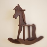 3Dsigns rocking horse
