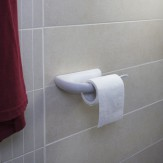 SHELLY toilet paper device