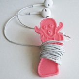 Skrik earphone organizer