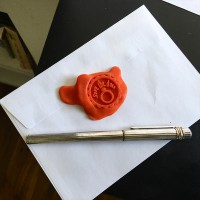 WAX SEAL wedding