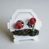 BADAS earphone organizer