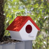 BYRD birdhouse