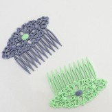 CECILE hair comb