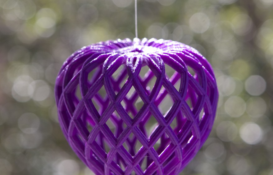 COR ornament Outdoors|Garden & plants 3d printing