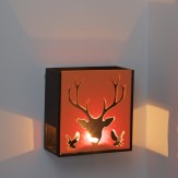 DEER light box