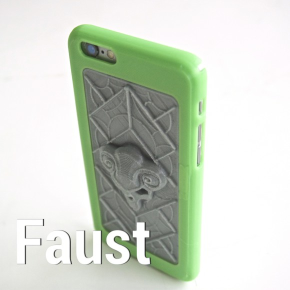 3DShook– Faust IPhone 6 /6s Case