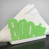 HALLOWEEN – boo napkin holder