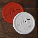 HALLOWEEN – haunted house coaster