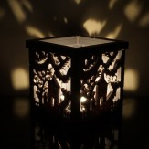 HALLOWEEN – haunted house light box