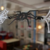HALLOWEEN – spider chain deco