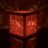 HALLOWEEN – spooky light box