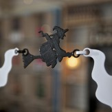 HALLOWEEN – witch chain deco