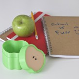 LUBO APPLE lunchbox A