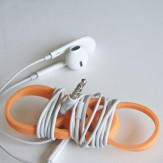 NuINF earphone organizer
