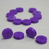 NumberCircle beads