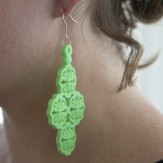 SALADIN earrings A