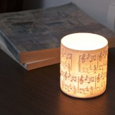 SoundsOfMusic candle lantern