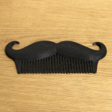 STACHE hair comb