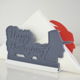 Thanksgiving – happy thanksgiving napkin holder