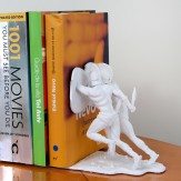 the SPARTANS bookend