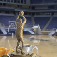3D Trophy – Men Basketball
