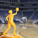 3D Trophy – Women Basketball