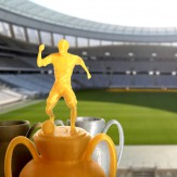 3D Trophy – Men Football/Soccer